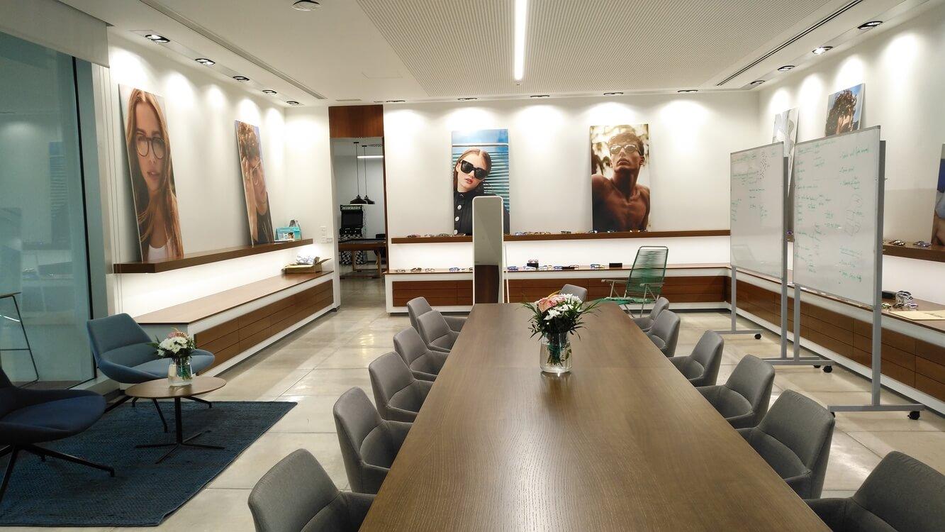 muebles a medida oficinas - hawkers
