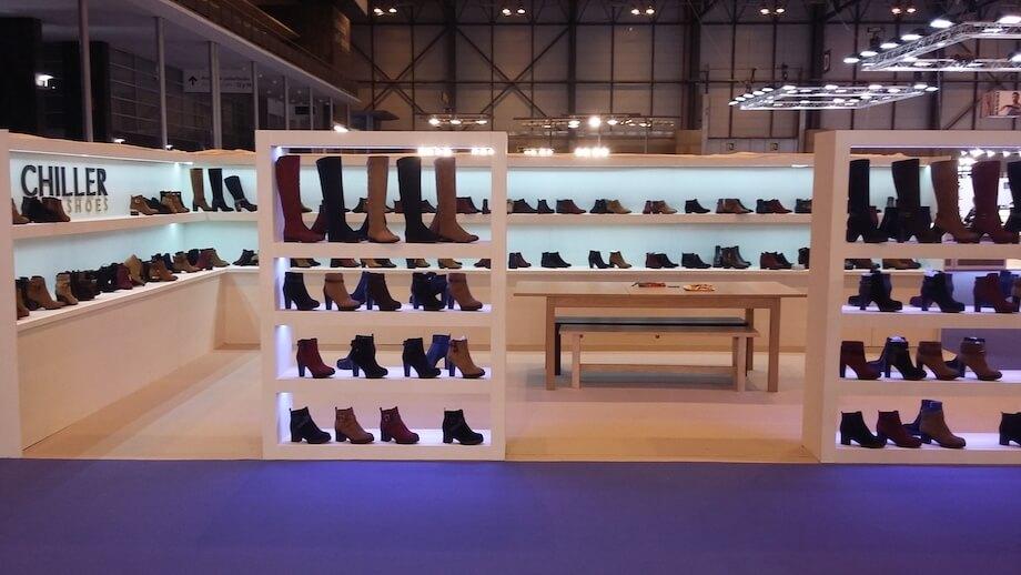 stand a medida para zapatos - schiller shoes